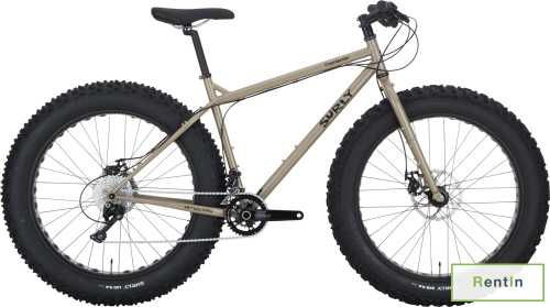 SURLY MOONLANDER FAT BIKE SIZE:S