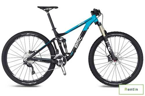 BMC 2014 TRAILFOX TF03 29 SLX SIZE:M
