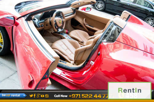 Sports Car for Rent in Dubai
