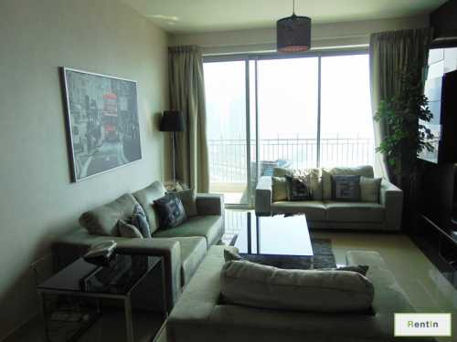 Standpoint 1 BR Furnished 100K