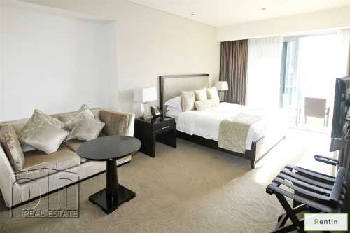 Fully serviced 1BR Great view Negotiable