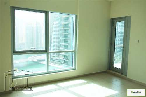 High Floor | 2 Bed | Partial Marina View
