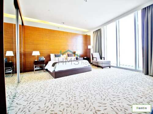 Exclusive - 3 Bed Penthouse in Address Dubai Mall