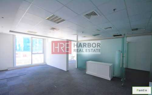 Lake View Fully Fitted Office with Partition