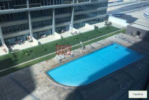 Ready for Rent: 1BR + Swimming Pool View