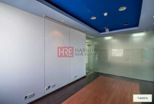 Spacious Fitted Office Close to Dubai Internet Metro Station