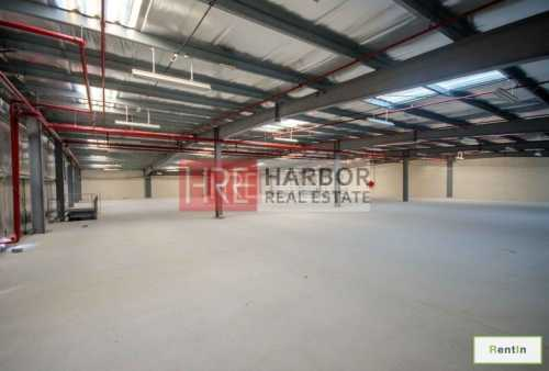 Warehouses in DIP prices starting from AED 28 per Sq Ft