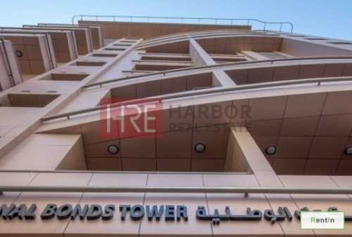 1BR with Gym and Pool Close to Madina Mall