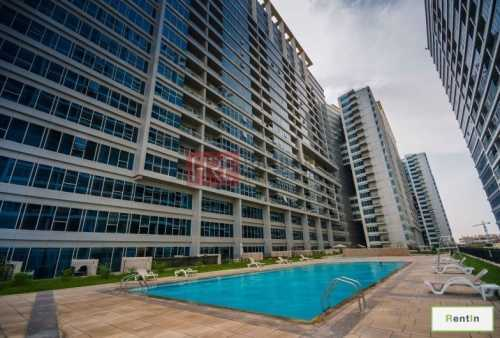 Vacant Large 2BR Corner Apartment | Lovely Pool View