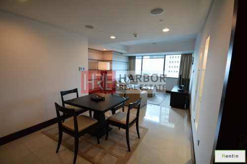 Ready to Move In 2BR Fully Furnished Apartment