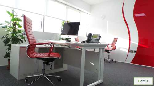 Business Office Rent