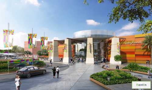 SUPER-REGIONAL MALL IN DUBAILAND