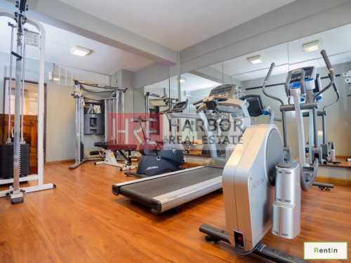 Fully Furnished Huge 1BR + Balcony