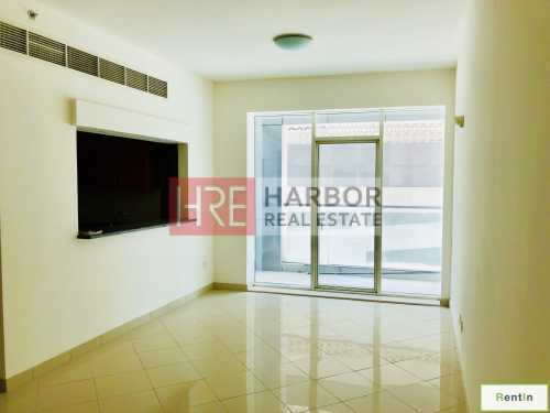 Vacant 2BR + Balcony in Hub Canal 2