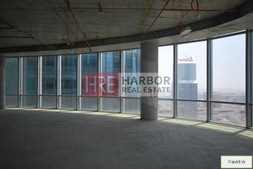 Spacious Office on a High Floor + Amazing View