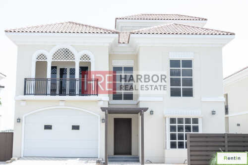 5BR Villa + Maid's Room with Private Pool