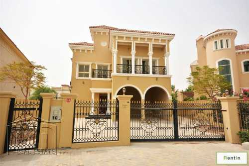 4 Bedroom Villa | 4 Cheques Accepted