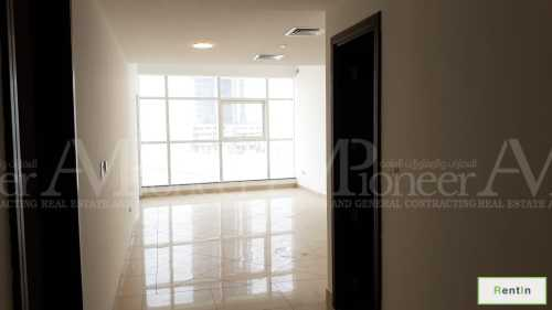 hot price 3 BED ROOM in al wifak tower 110k in 3 cheqs