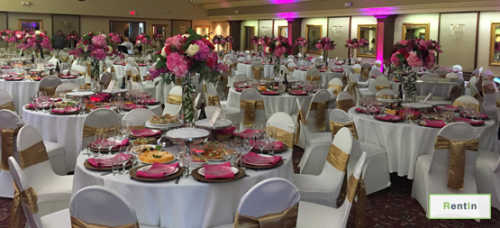 Party and Event Furniture Rental Dubai,UAE | Pink Pepper Services | +97143219964