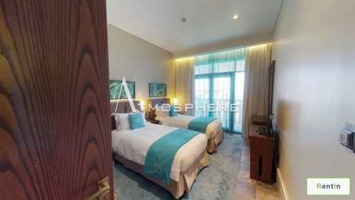 Luxury Furnished 3 BR + Maid Hotel Apartment