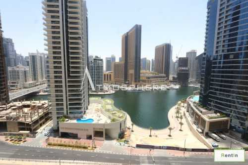 Fully Furnished  | Marina View | High Floor