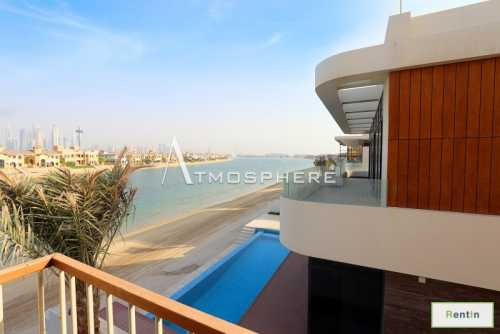 5 BR Villa in Palm Jumeirah |Brand New