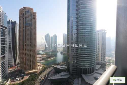 Fully Fitted|Lake View | Platinum Tower