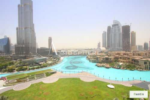 3 BR in The Residence 1|Burj Khalifa View