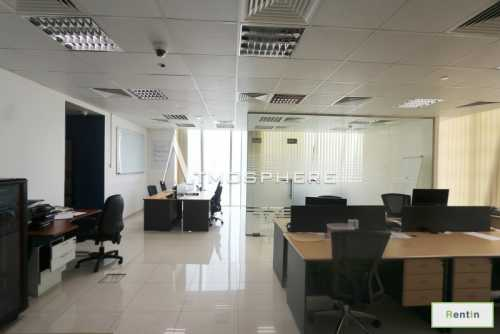 Fitted Office with Partitions in Prism