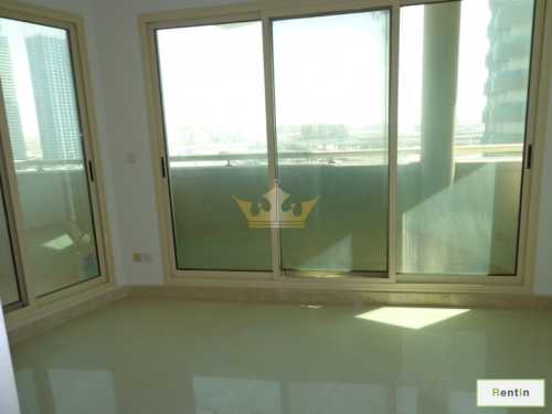 Huge Balcony  2Bedrooms Close to Metro, Dubai Marina