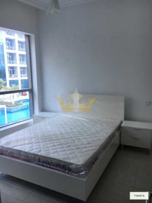 Furnished 1BR, No AC Charge, Bay Central 1, Dubai Marina