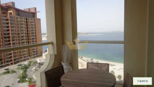 Type D Sea View 2Bedroom+M, Al Das, Furnished