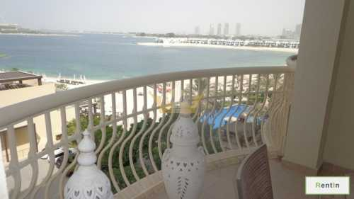 Sea View 2Bedrooms for 13Months Rent in Price of 1Yr