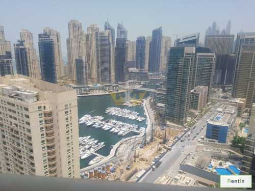 Partial Marina 2 Bedrooms in Dream Tower