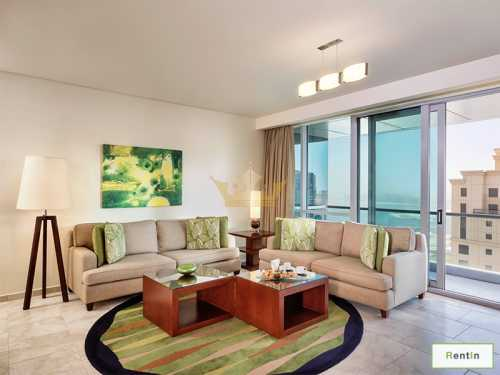 Serviced Apartment in JBR, All Charges Included