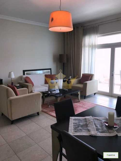 Al Nabat Fully Furnished 2Bedrooms, Full Sea View