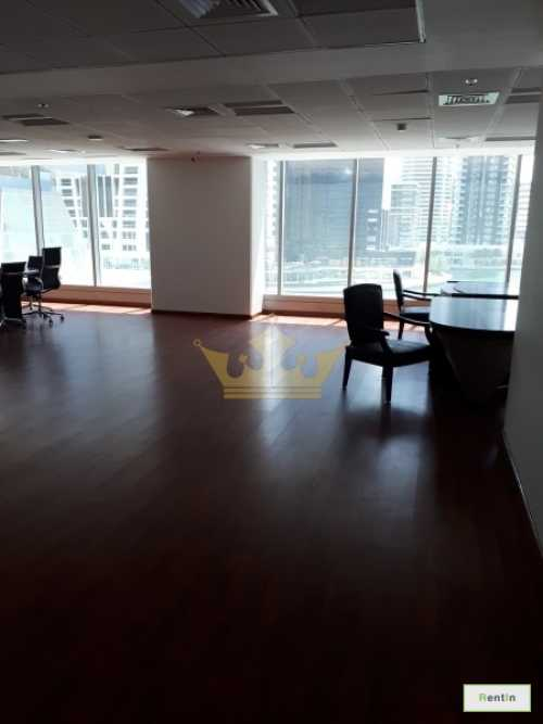 Saba 1 Tower, Close to Metro, Semi- Furnished Office