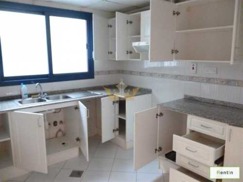 1Bedroom in Al Mina Road, 4 Cheques Payment