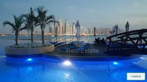 Furnished 1 BR | Sea View | Big Apartment