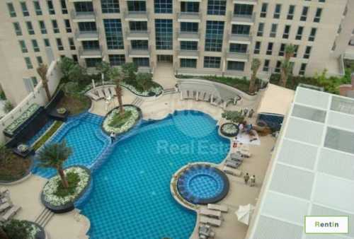 Elegant Fully Furnished Studio with Boulevard View|Standpoint A