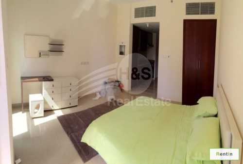 Ready to move Fully Furnished Studio with Boulevard View