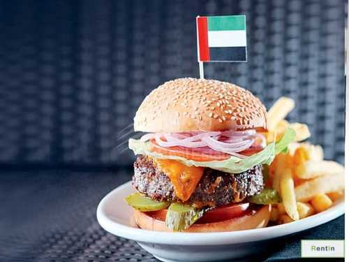 Fast food Burger Restaurant in Jumeirah 2