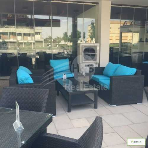 Cafe and Shisha Location Available in JLT