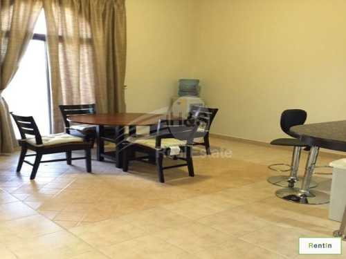 Fully Furnished 4beds + Maids Townhouse!