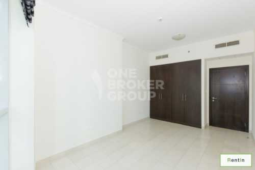 1BR, Well Maintained, Bright/Unfurnished