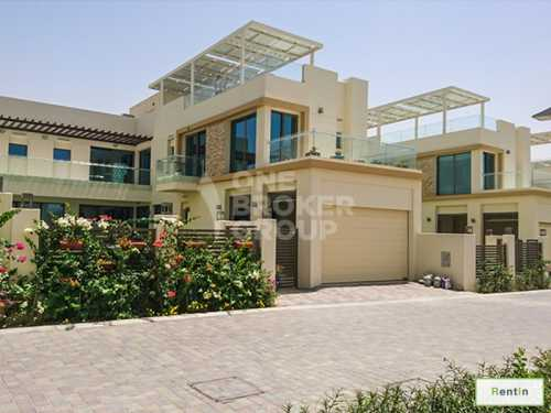 Largest 4 bed|Garden Villa|Available Now