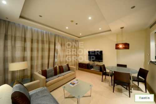 Well Furnished 1 Bedroom  JLT Facing Lake