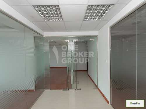 Fitted Office, Mid Floor, Near to Metro