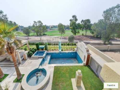 Stunning Furnished Villa|Golf Course Views