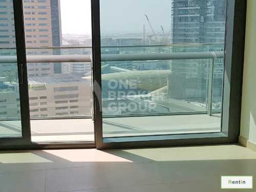 Brand New 1 BR Apt with balcony Sea View